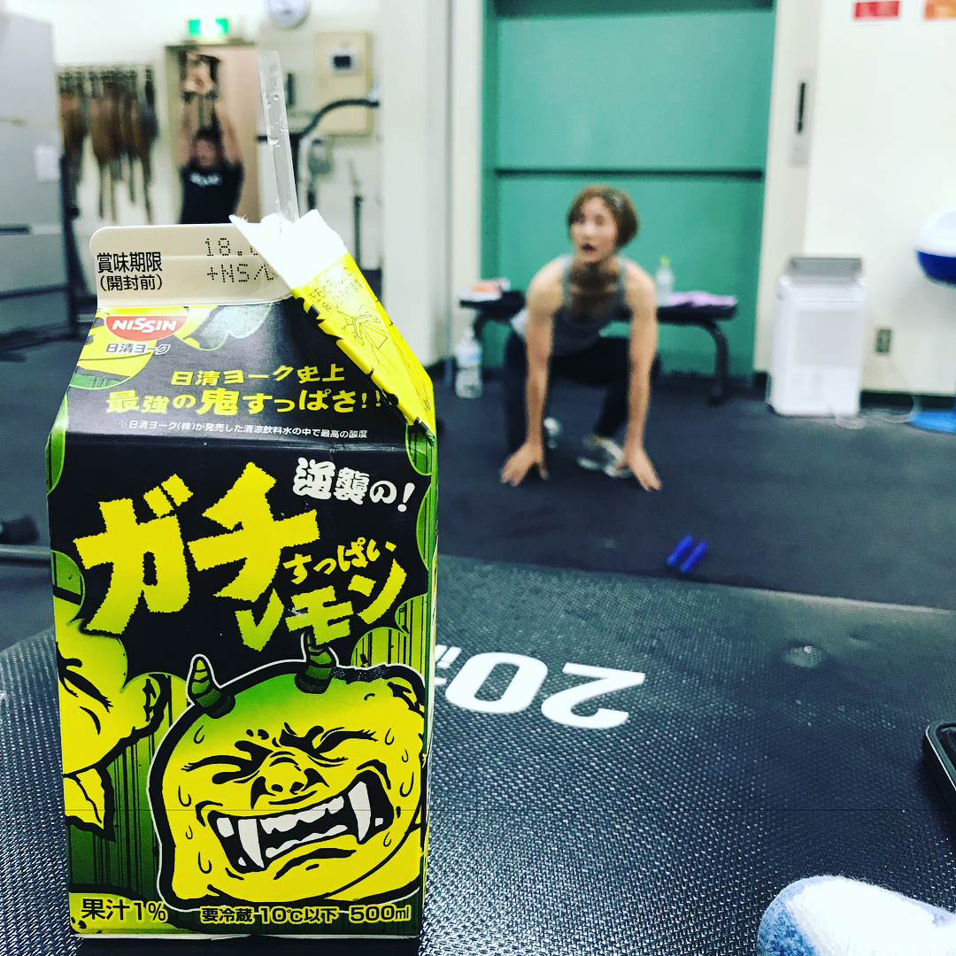 Photo by  CrossFit Yoyogi Coach