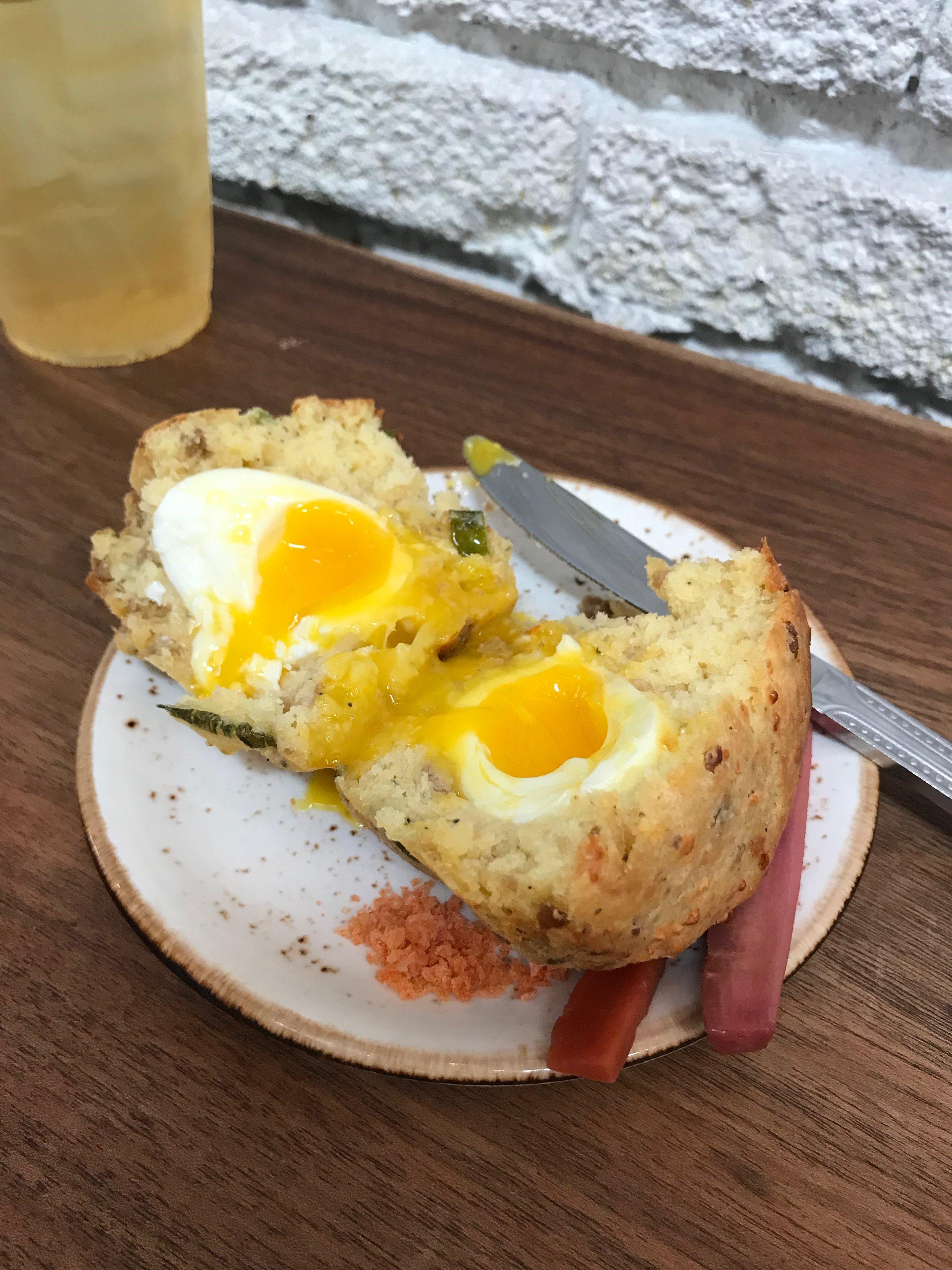 Egg porn.