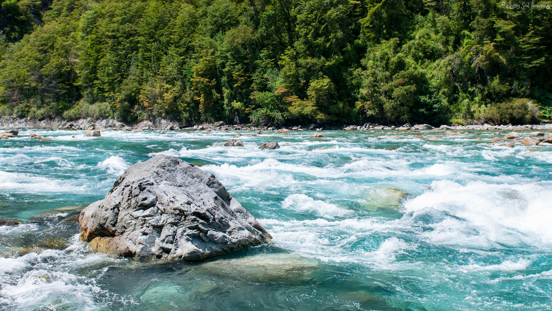 Petrohué River - Puerto Varas, Chile