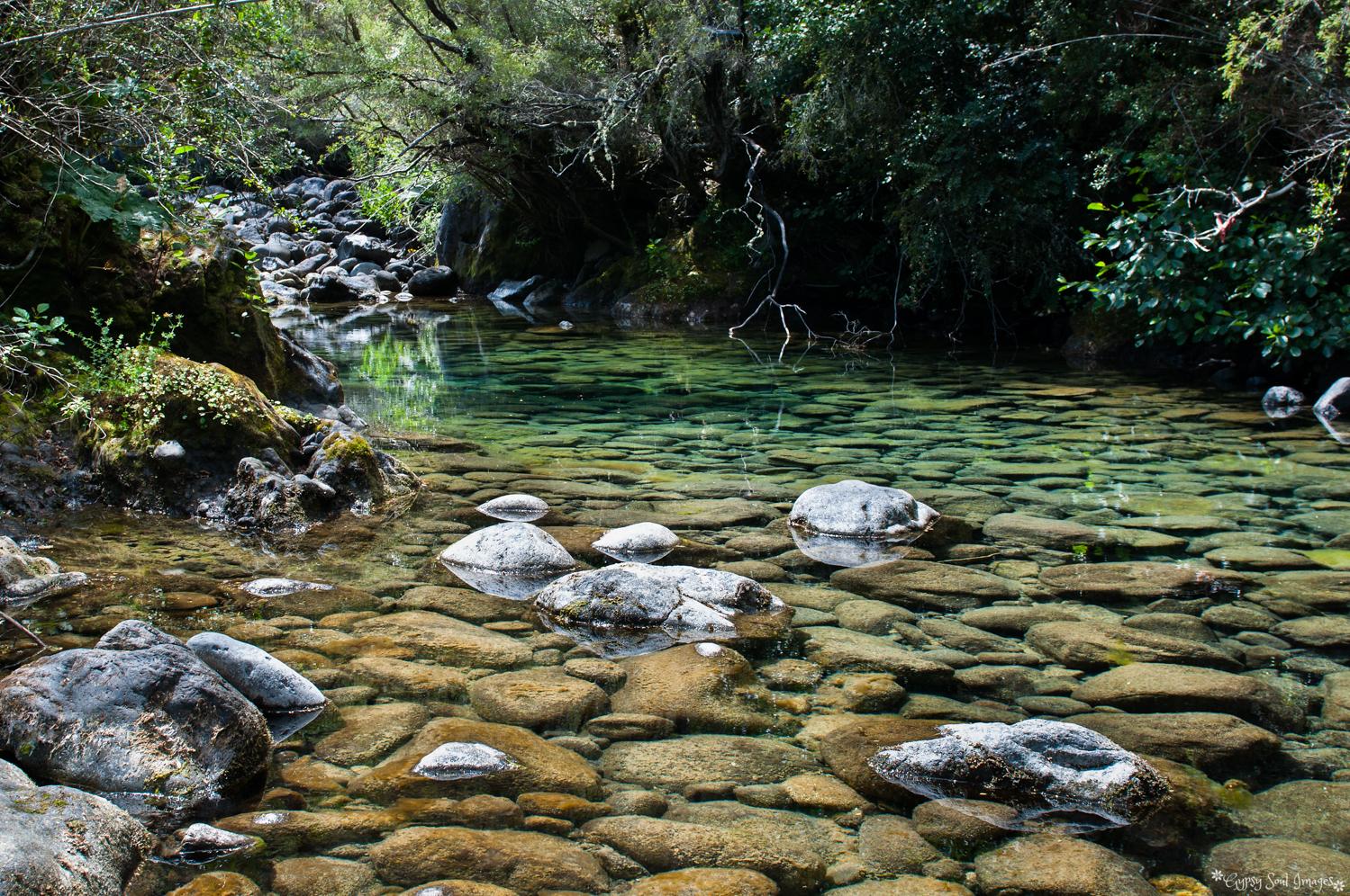 Still Waters - Saltos del Petrohué, Chile