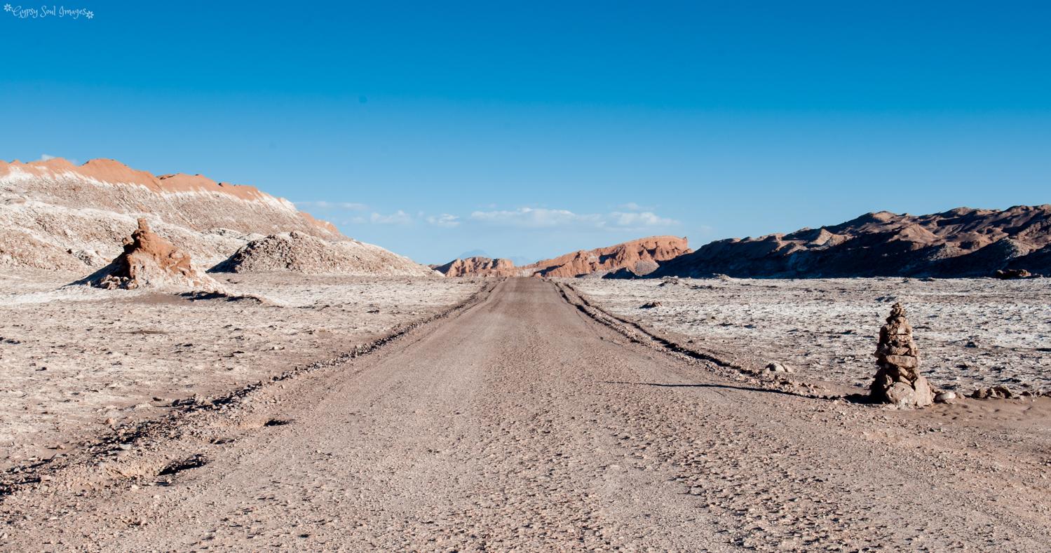 Valley of the Moon - Atacama Desert, Chile