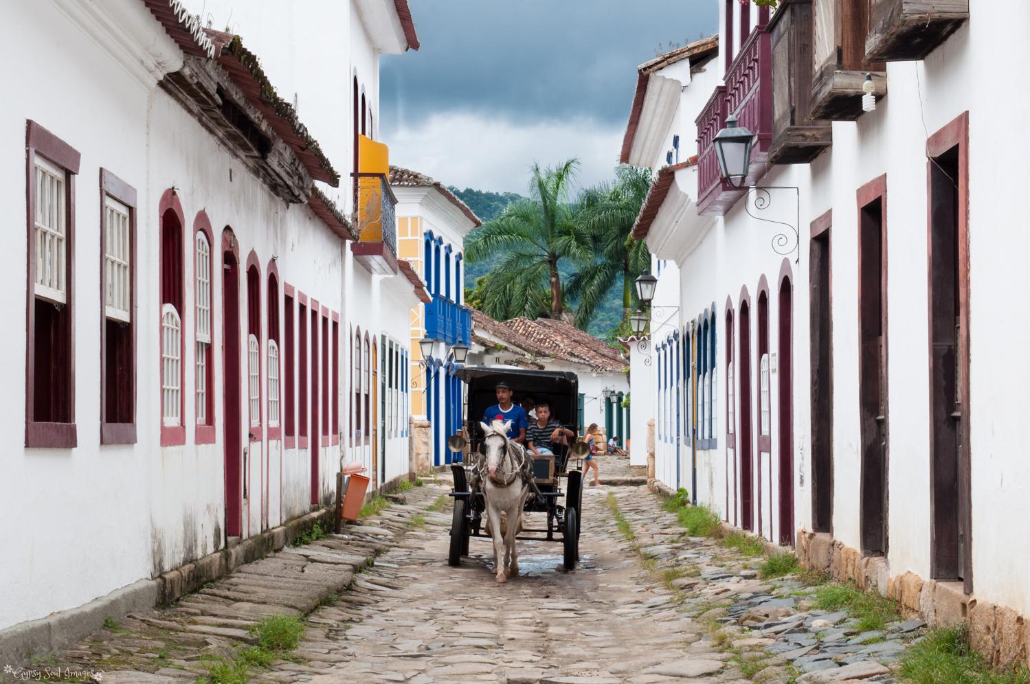 Colonial Gem - Paraty, Brazil