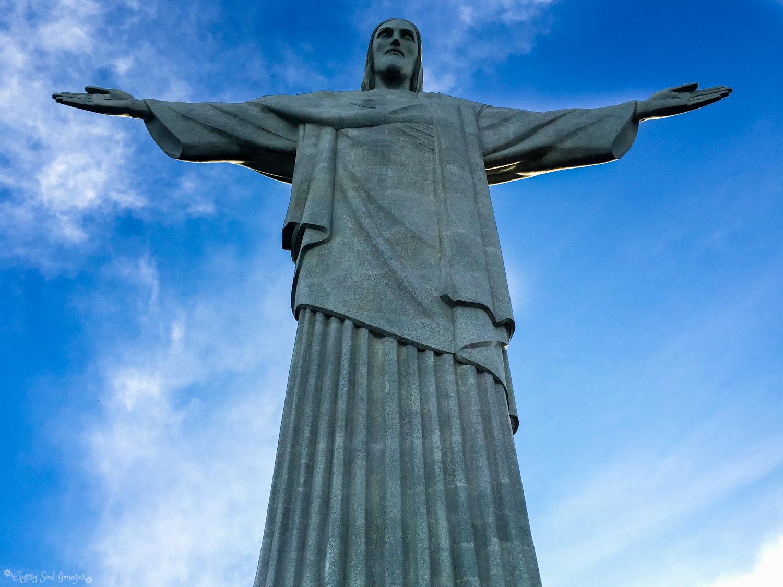 Christ the Redeemer Statue - Rio de Janeiro, Brazil