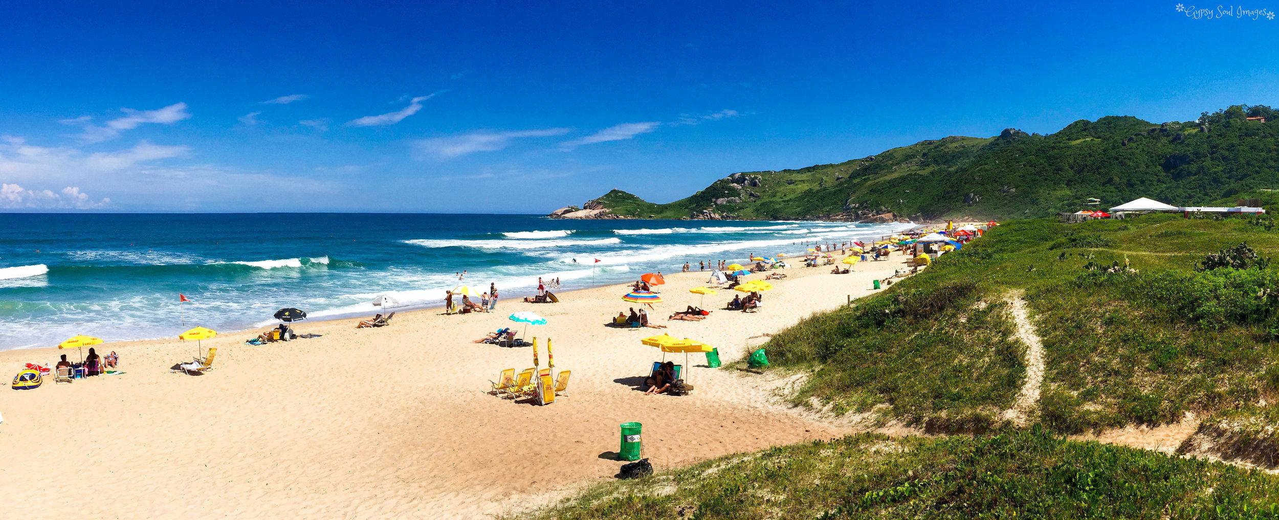 Fun in the Sun - Florianópolis, Brazil