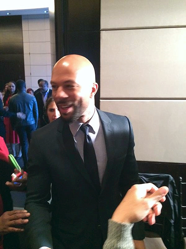 Great musical artist - Common