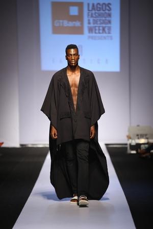 Photo Credits: Kola Oshalusi (Insigna)     © CopyrightLagos Fashion and Design Week