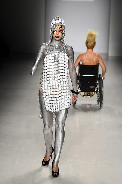Disabled models NYFW