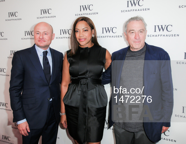 Georges Kern, Grace Hightower, Robert De Niro