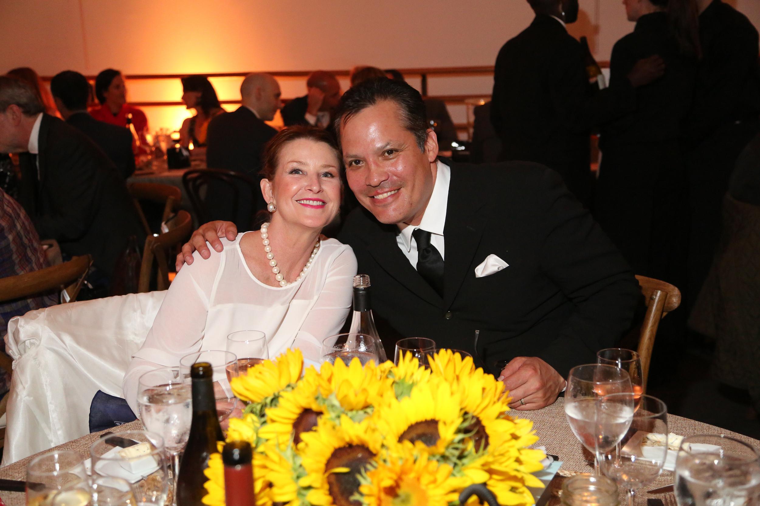 Darci Kistler and Jock Soto