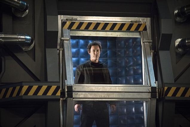Still of Tom Cavanagh in The Flash (2014)