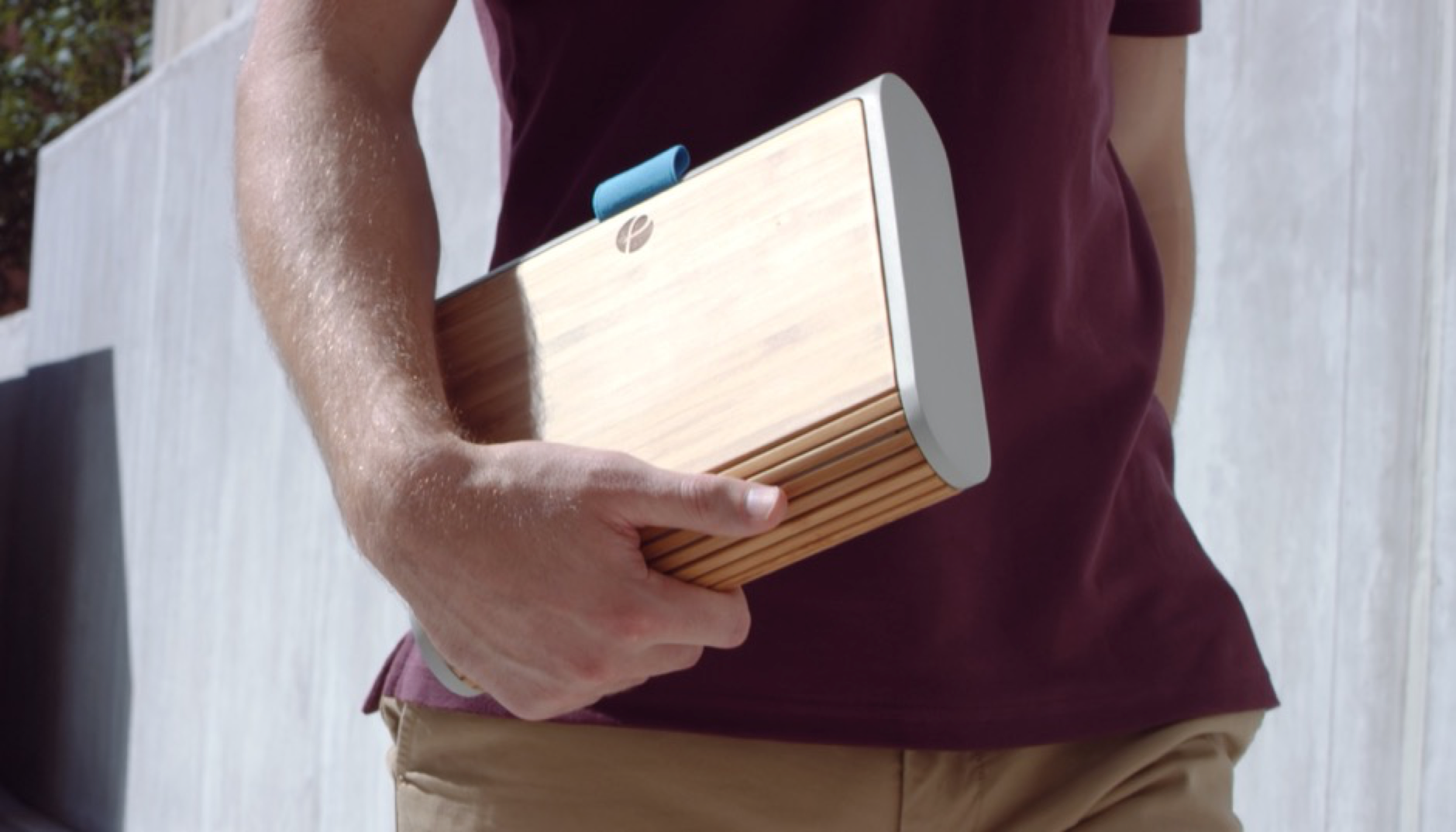 Slimline, stylish and durable, each Prepd Pack is handcrafted from high-quality, natural bamboo. The case has a secure enclosure that keeps everything that keeps everything in place.