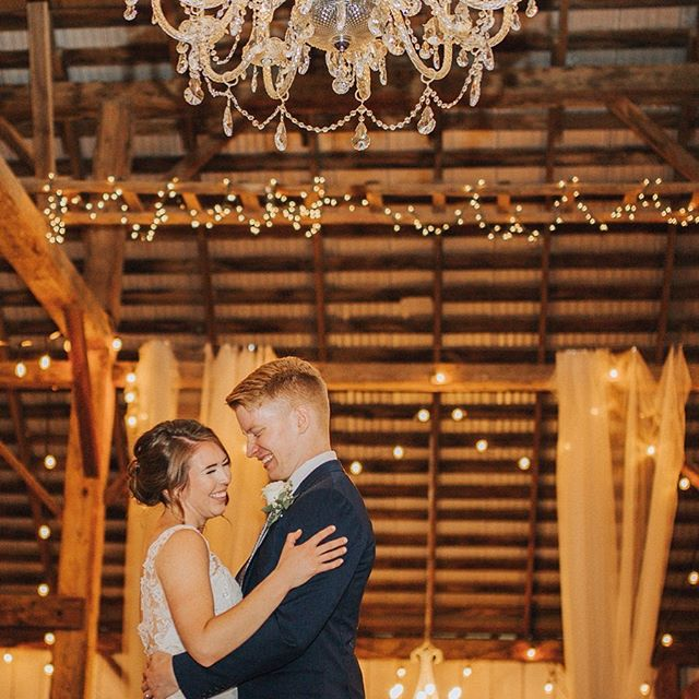 First dance vibes. ✨