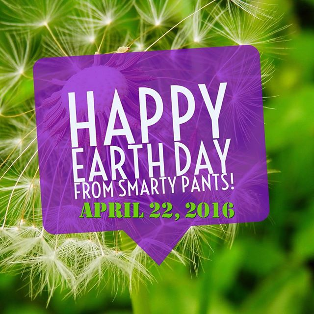 Happy #earthday from #santabarbara - the town that started it all! 🌿🌻🌎