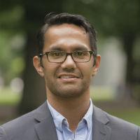 Selwyn Button, HCA Wolfensohn Scholar 2017