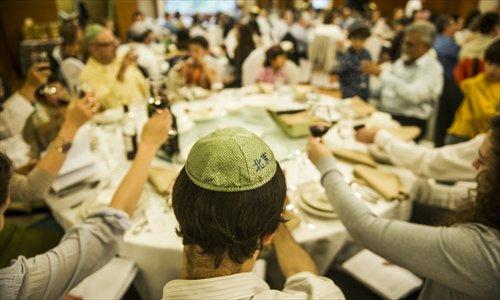Passover in Beijing!