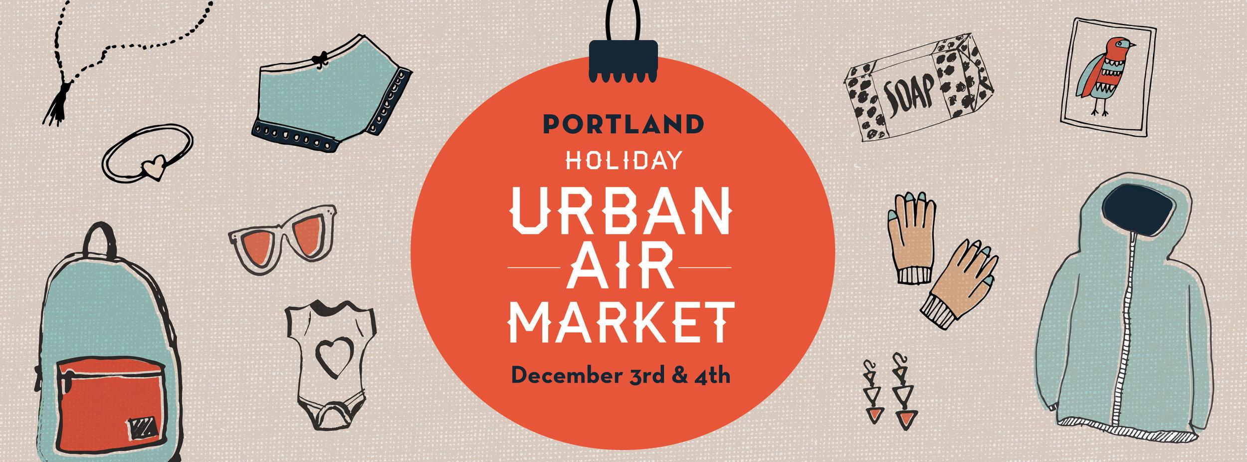 urban air market straight razor booth banner