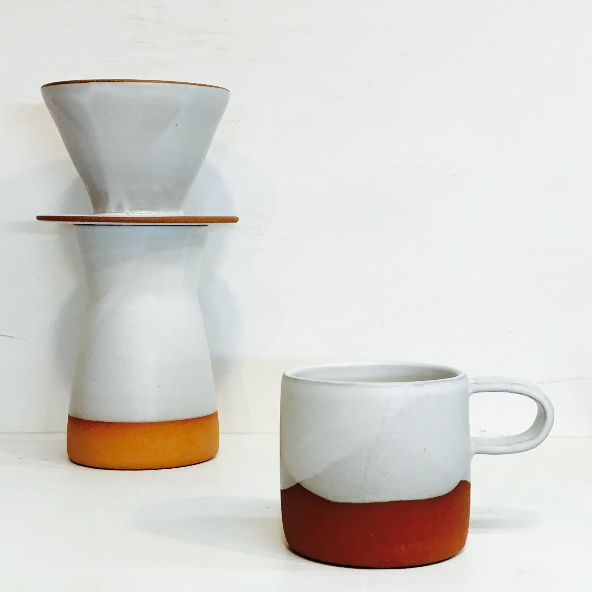 Wolf Ceramics Coffee Pour Over