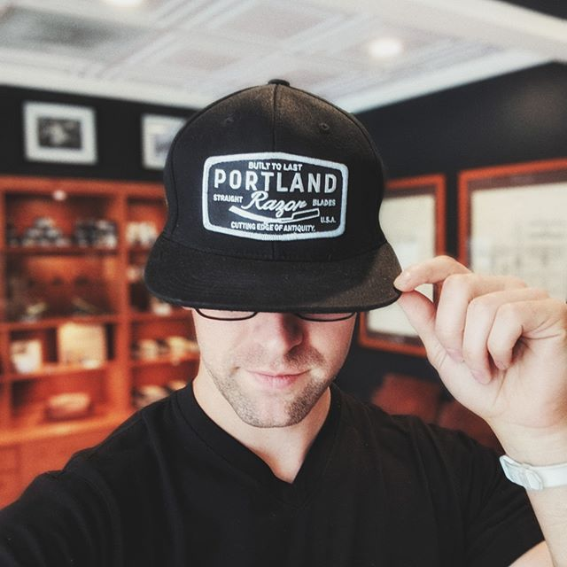 Repping our favorite local brands in the barbershop today 🖤 ⠀ These rad patch hats by @portlandrazorco are back in-stock!⠀ ⠀ #supportthosewhosupportyou #shoplocal #localbiz #hairbiz #hairswag #makerbiz #portlandmade #oregonmade #pridemonth #pridepdx #portlandbarber #barberlove #travelportland #pdx #pdxfashion #lifestylebrand #barbershopconnect #pnwonderland #portlandmade #beardedlife #mensgrooming #giftsforhim