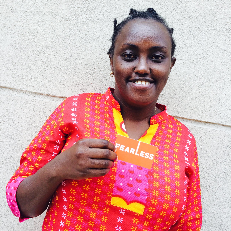 Wanja Muguongo - Nairobi, Kenya
