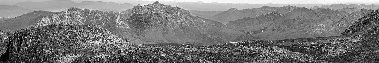 North of West, by Tristan Stuart, Tasmania.