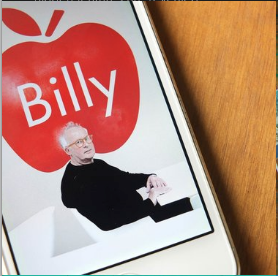 Billy Apple - - view-