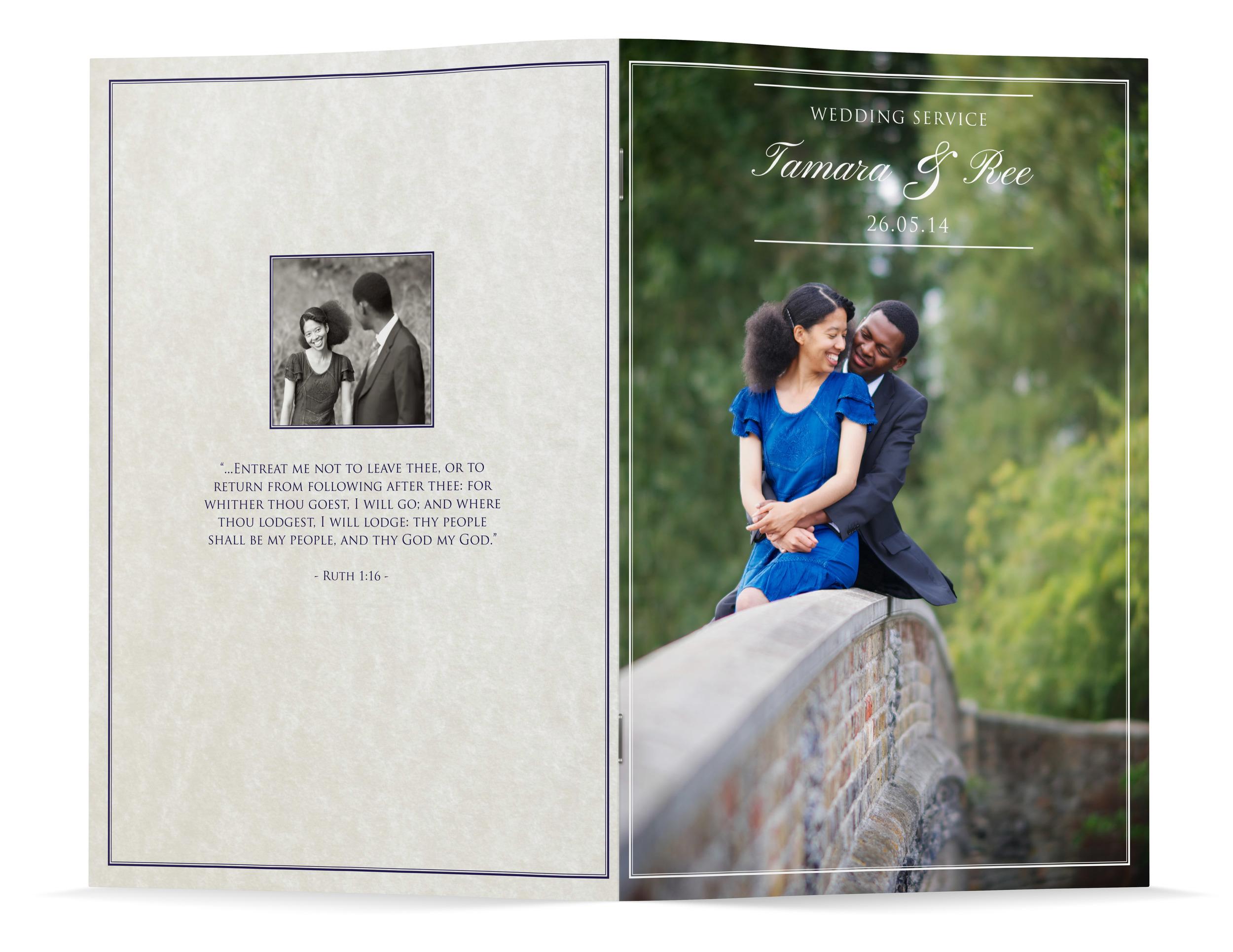 Tamara Wedding Programme Covers.jpg