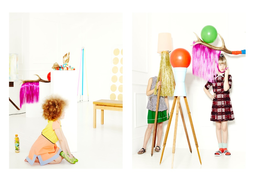 Vogue Bambini Story Styled by Ellie Lines