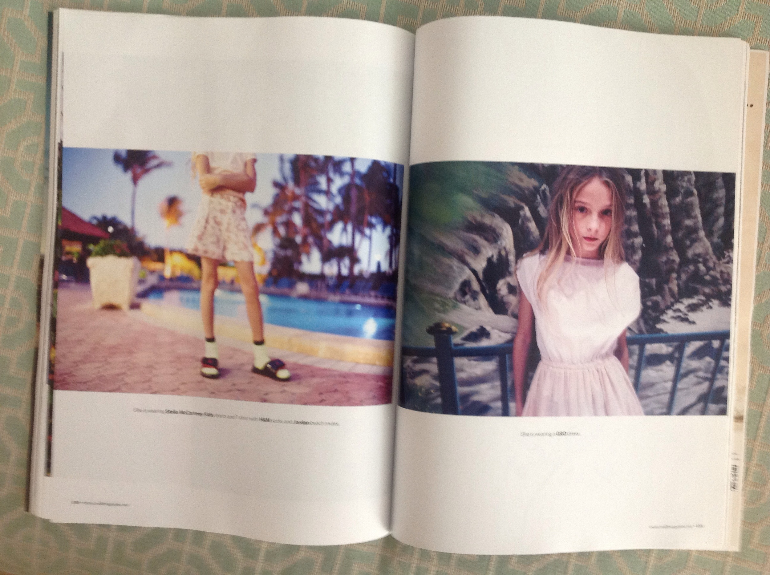 Story for Milk Magazine Styled by Ellie Lines