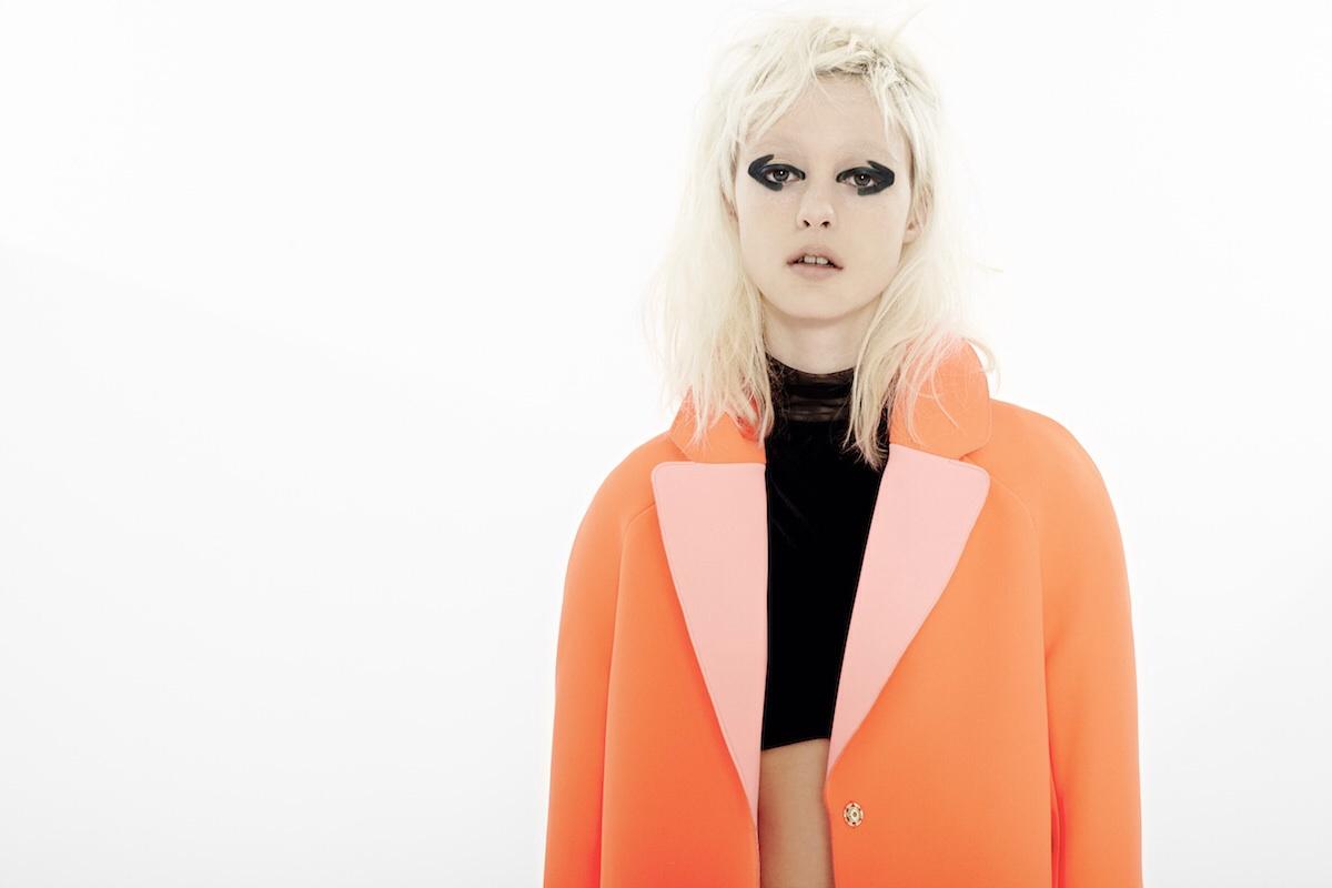 Story for www.sickymagazine.com styled by London Stylist Ellie Lines
