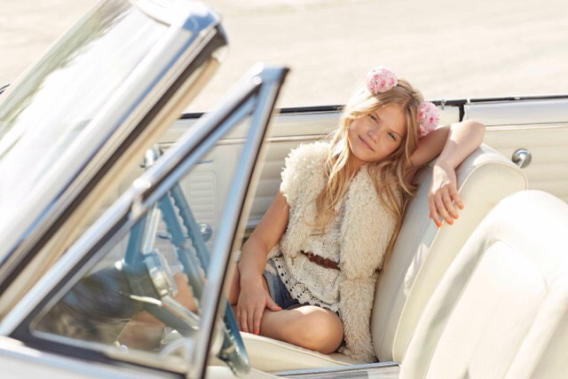 River Island Kidswear Summer Campaign Styled by London Fashion Stylist Ellie Lines