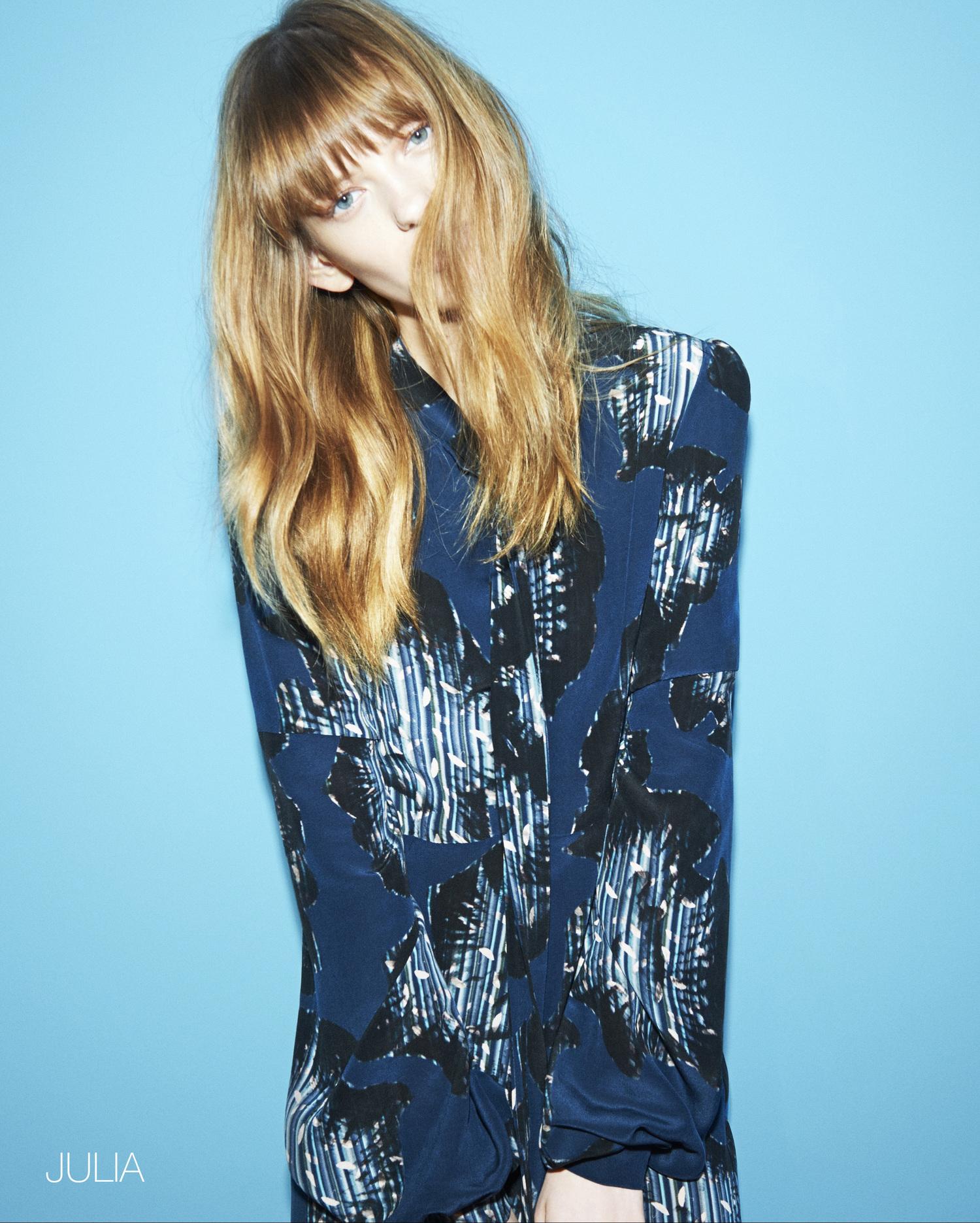 Ellie Lines Julia silk dress