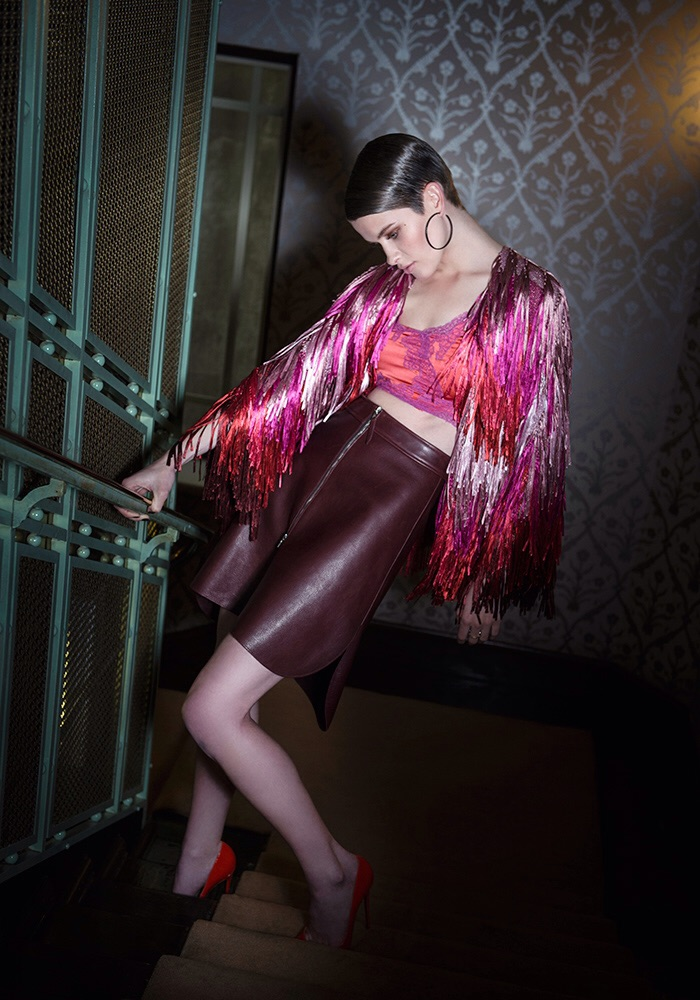 Editorial Styled by London Stylist Ellie Lines