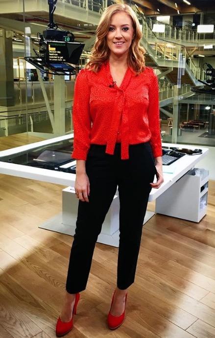 Sarah-Jane Mee � the Maddie blouse