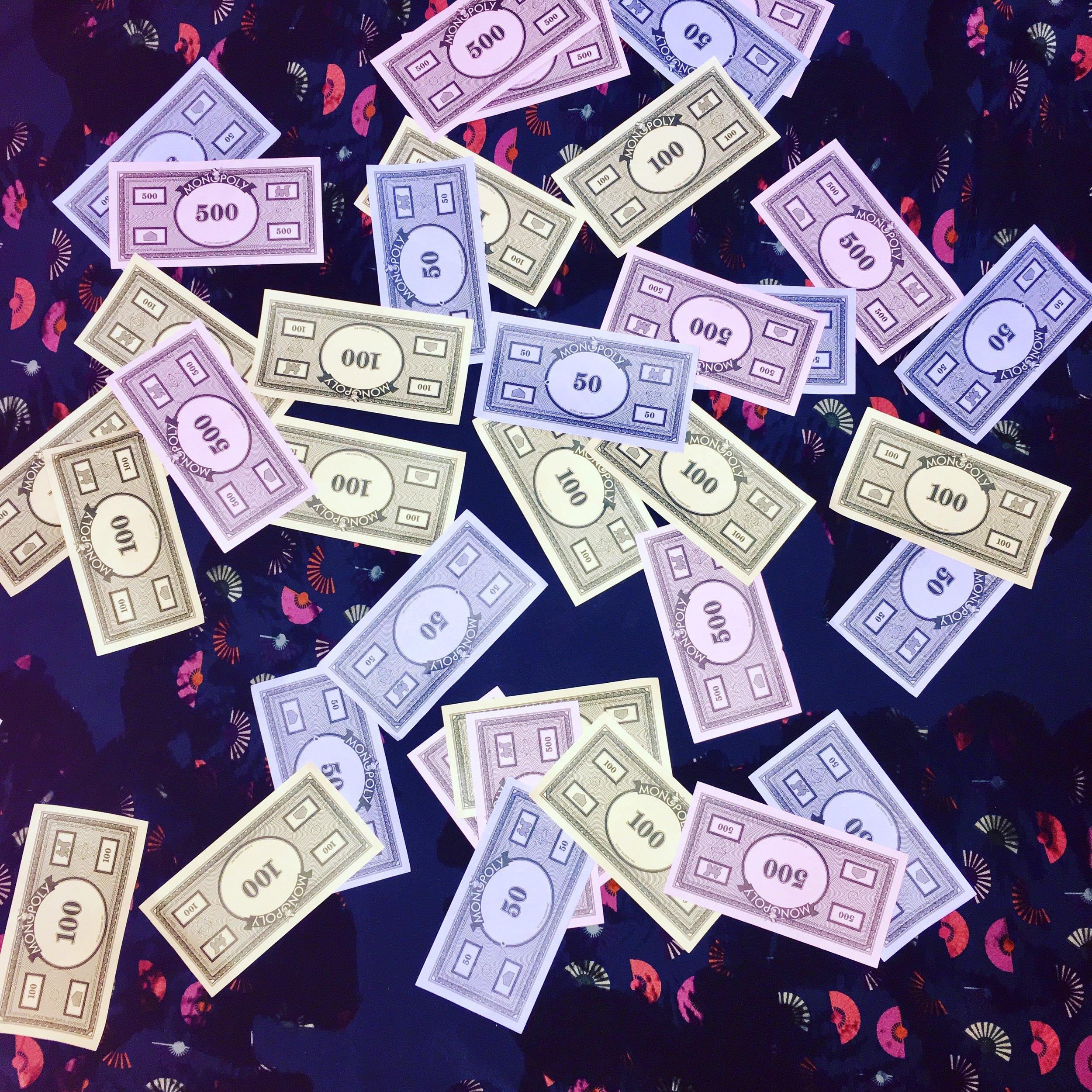 Show me the Money 💰
