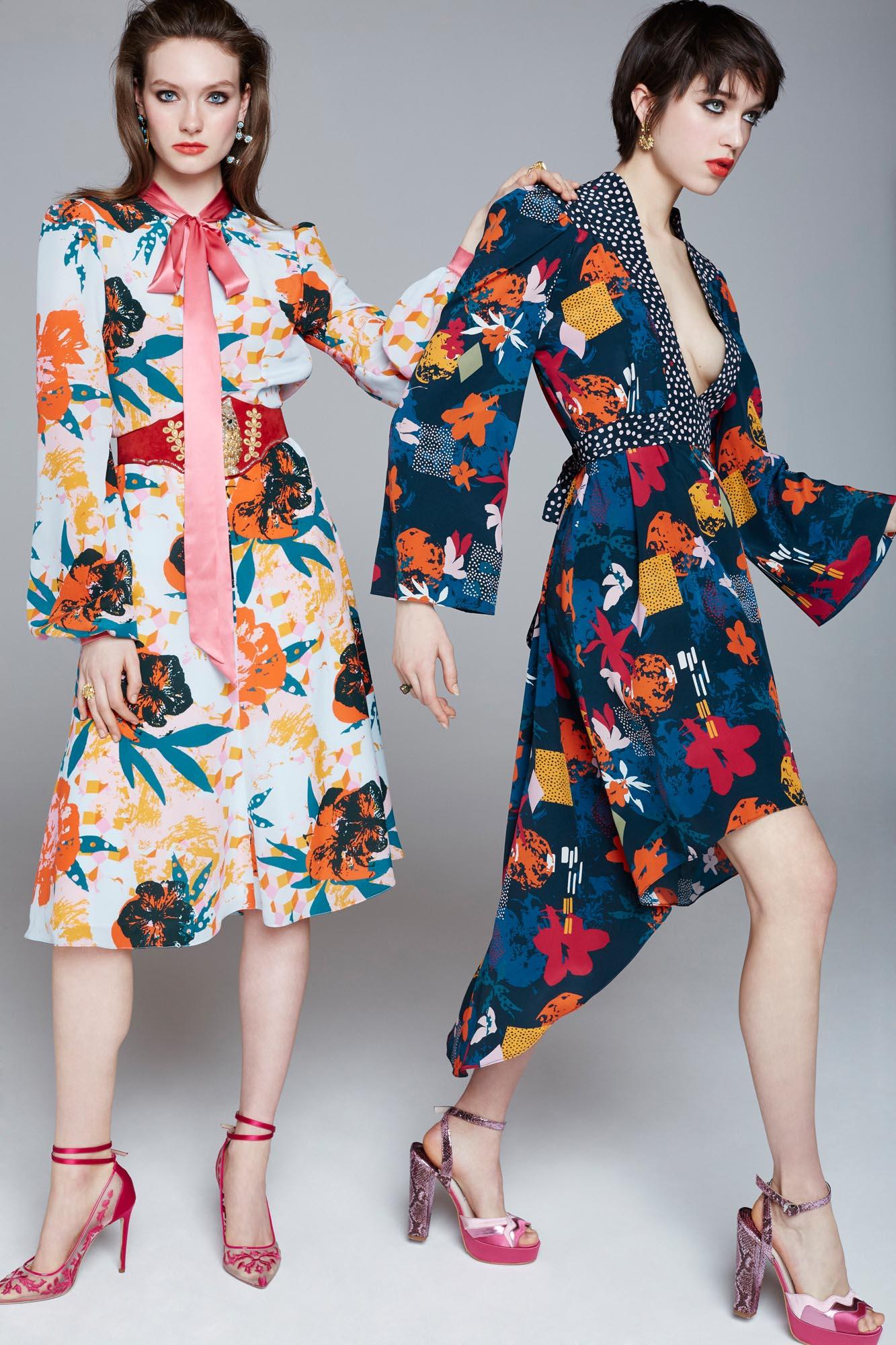 Gorgeous silk dresses uk