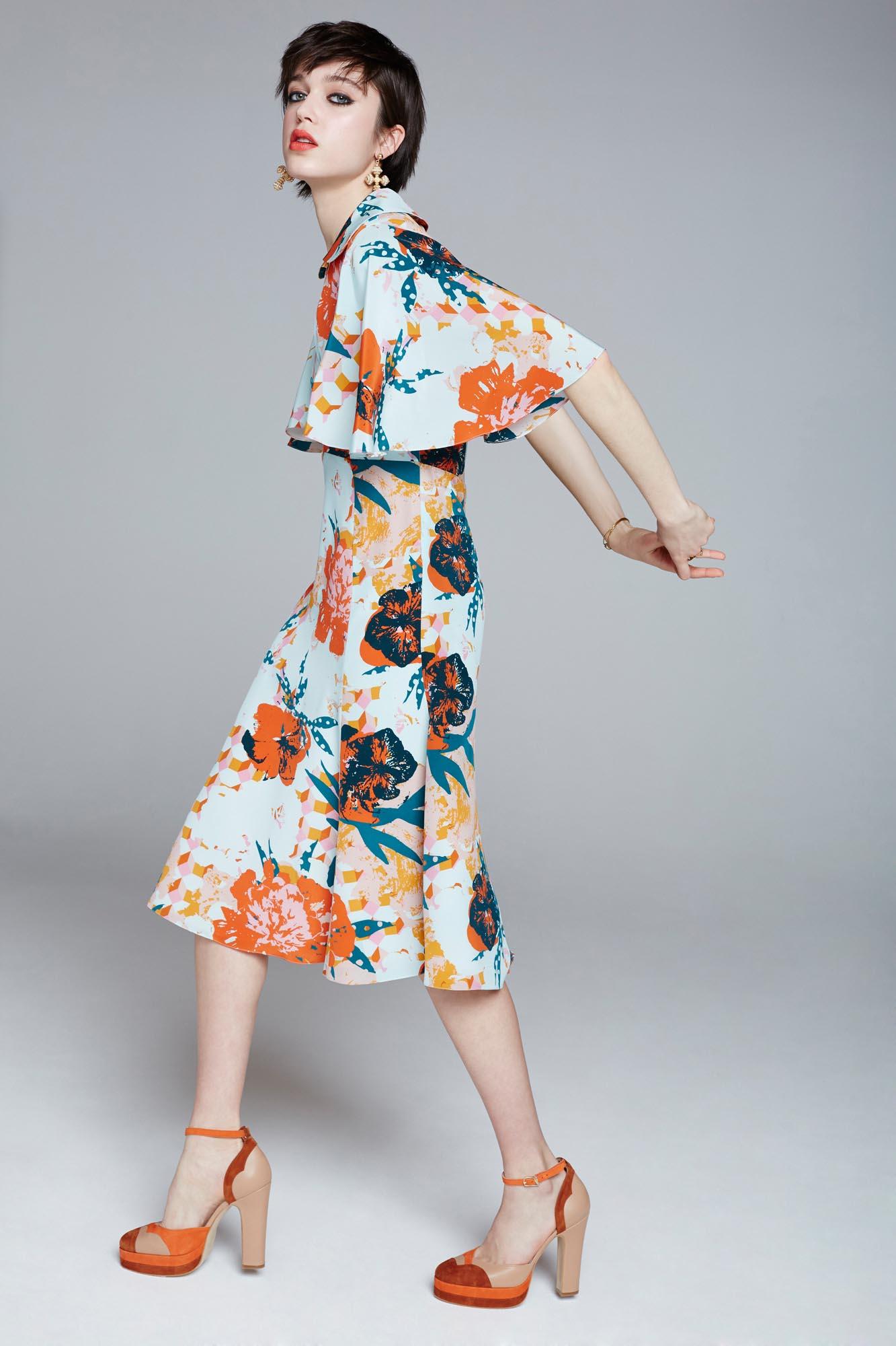 Ellie Lines British fashion designer London
