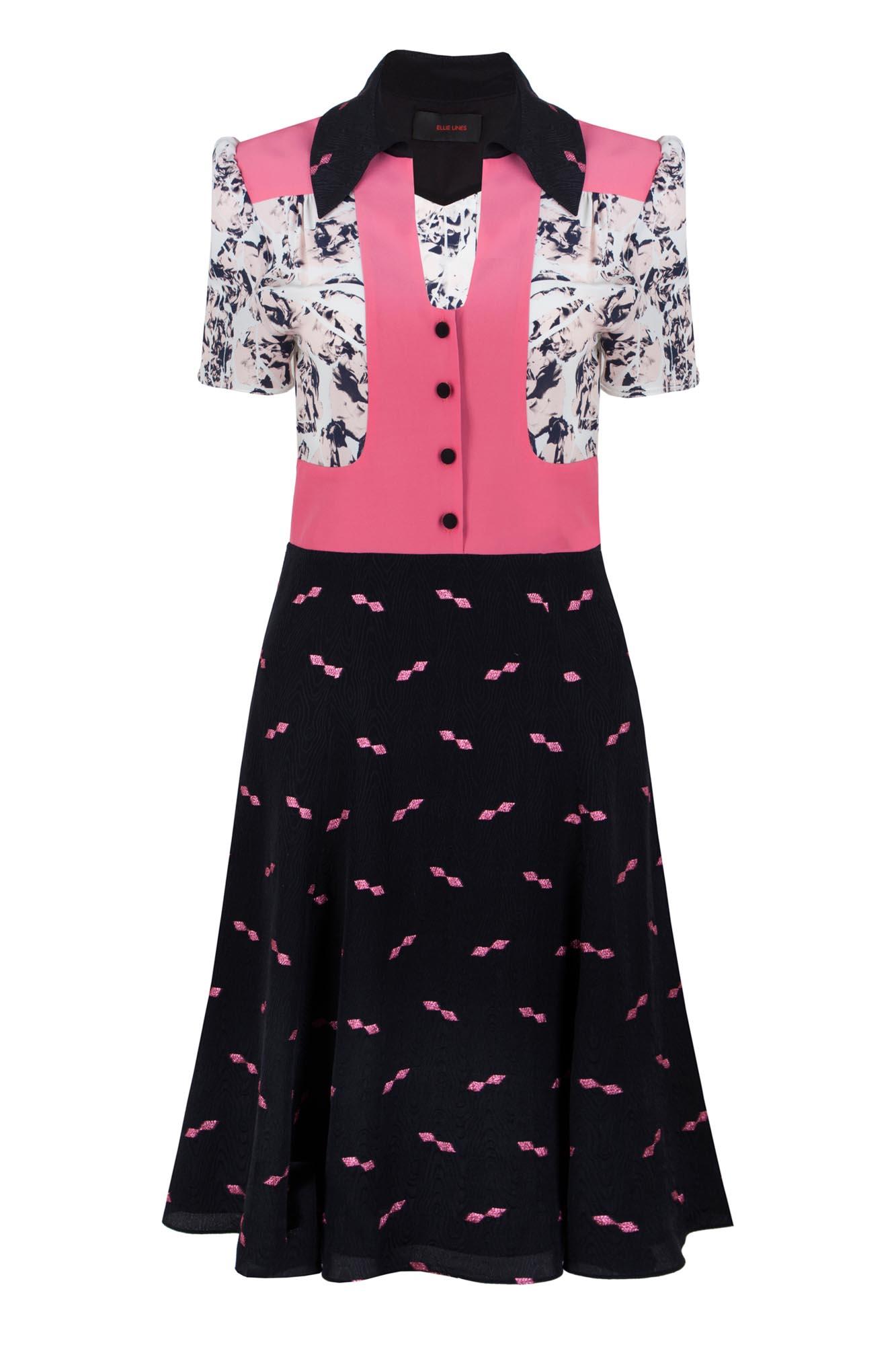 Silk dress smart or casual UK