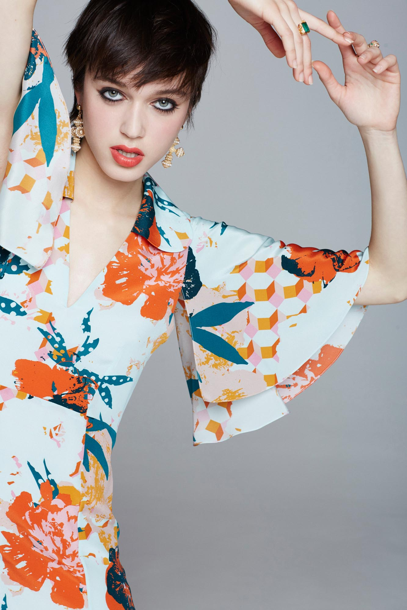 British fashion designer london