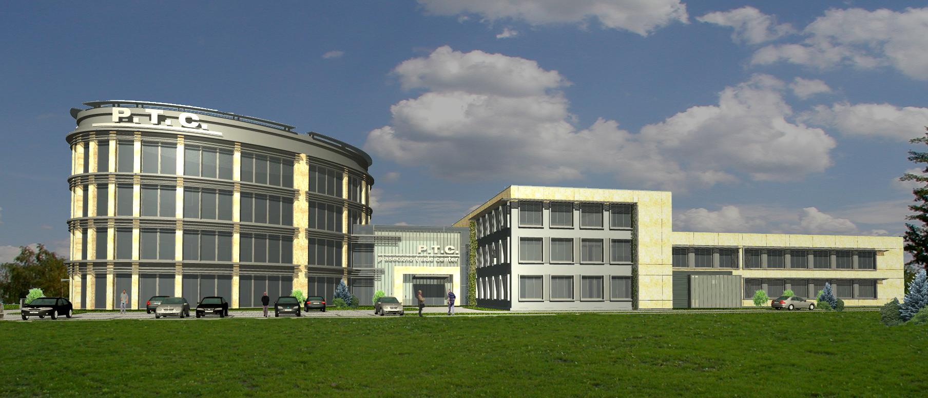 Obiekt biurowy w Piasecznie