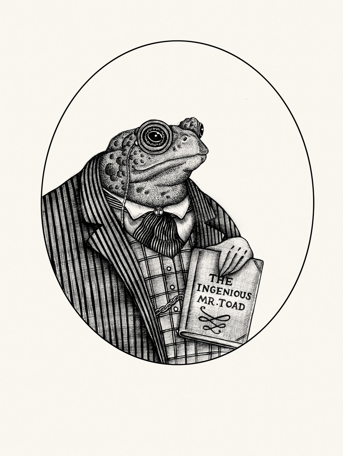'A Song of Toad' by Kenneth Grahame
