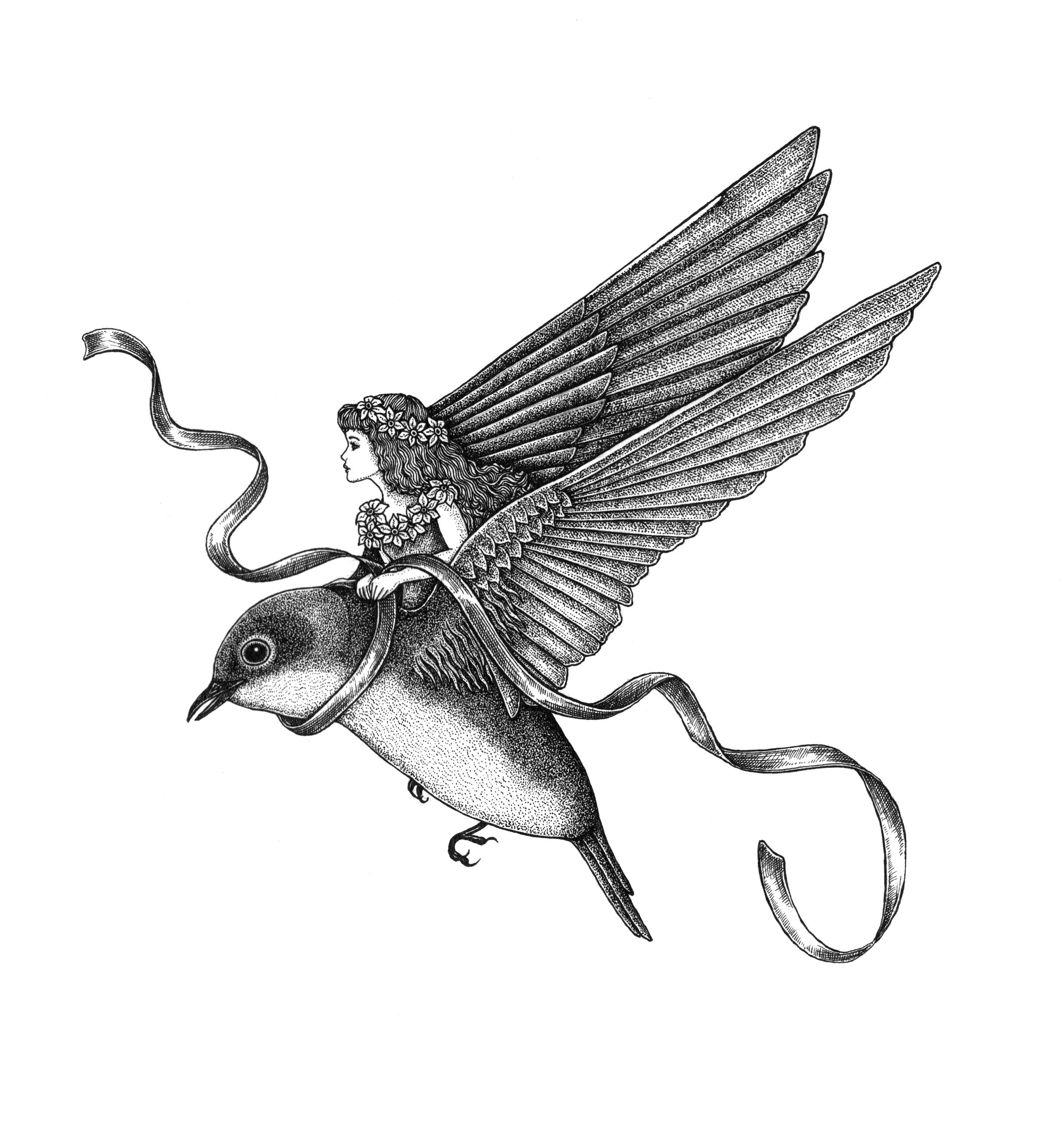 ' Thumbelina'
