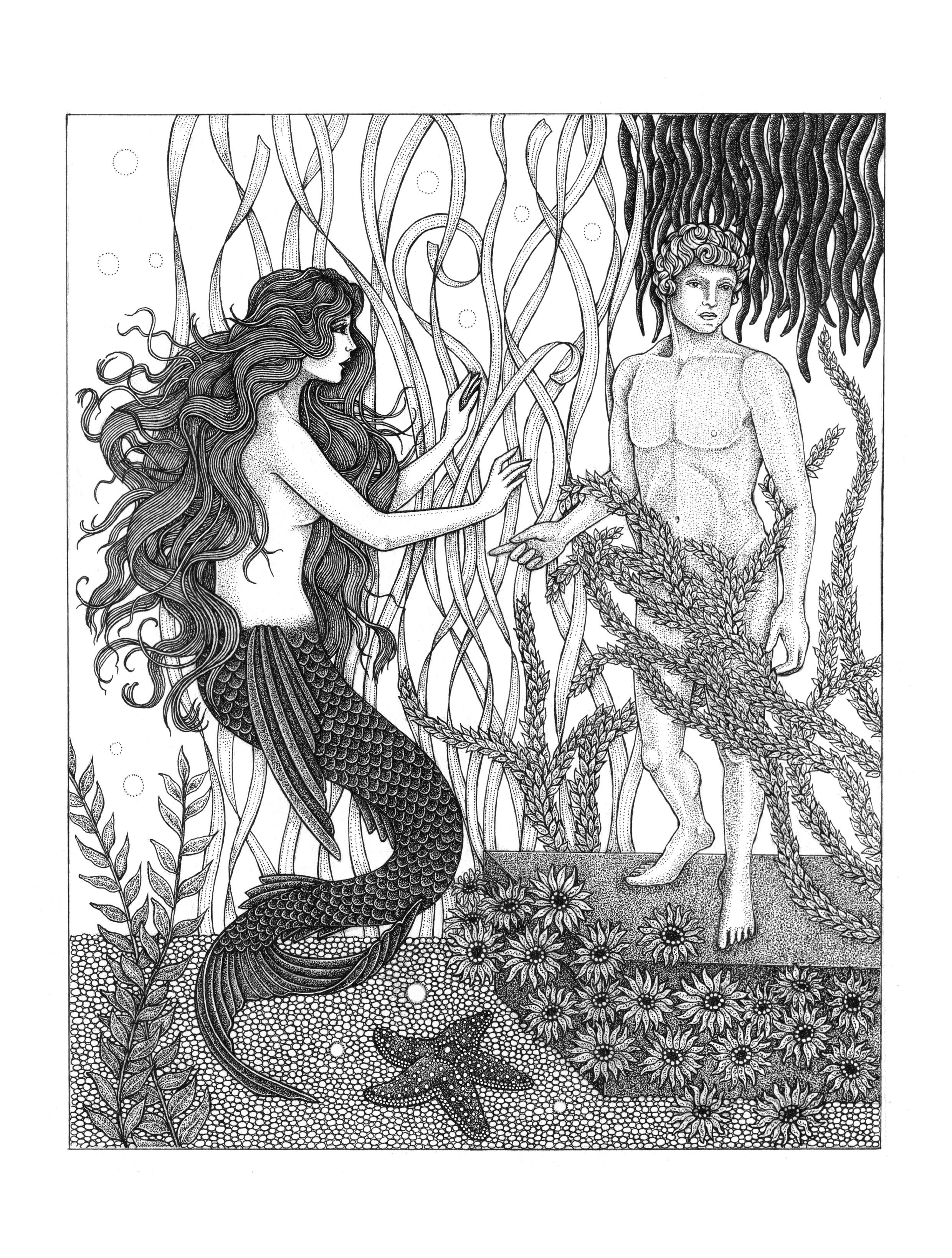 'The Little Mermaid'