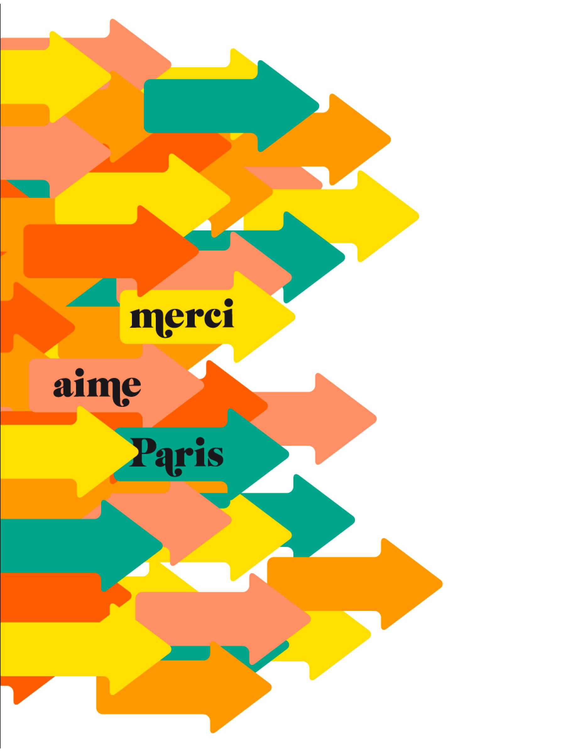 merci aime Paris - Installation artistiquemerci aime Parischez merci.Été 2013Art installationmerci aime Paris at merci, in Paris.Summer 2013