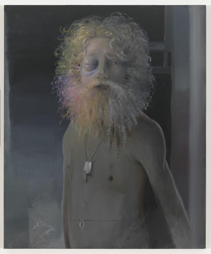 Dude of Sorrows, 2015,Oil on linen,48 x 40 in. (121.9 x 101.6 cm)