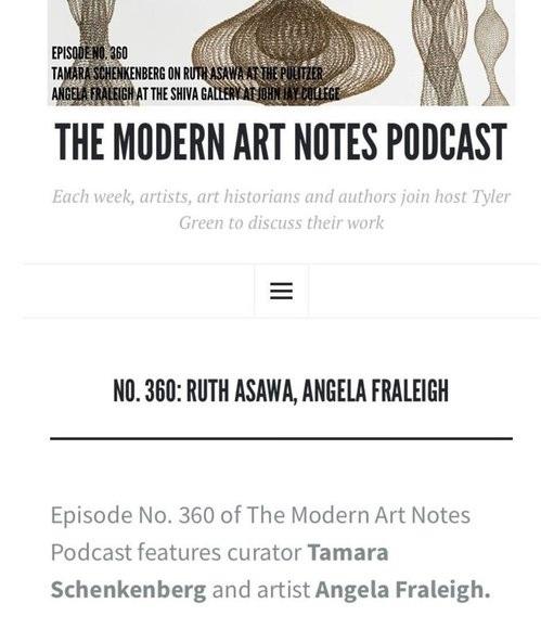 Modern Art Notes Podcast