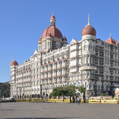 Taj Mahal Palace - Mumbai (India)