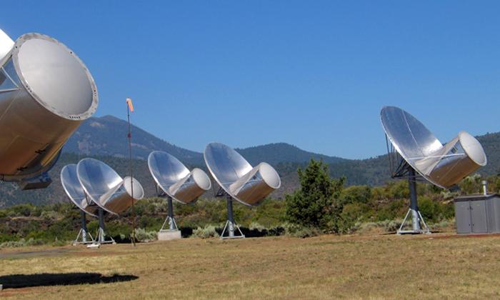 Allen (as in, Paul Allen) Telescope Array!