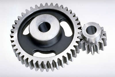 Spur Gear Photo credit: Emerson Power Transmission Corp.