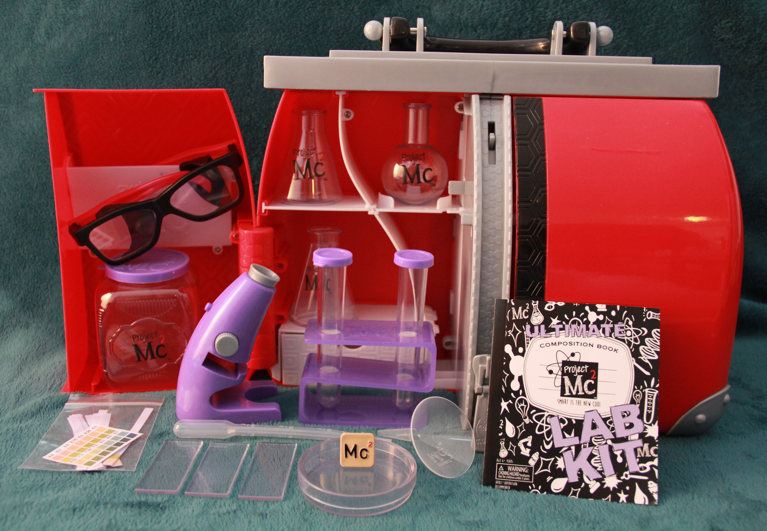 The MC2 Ultimate Lab Kit.