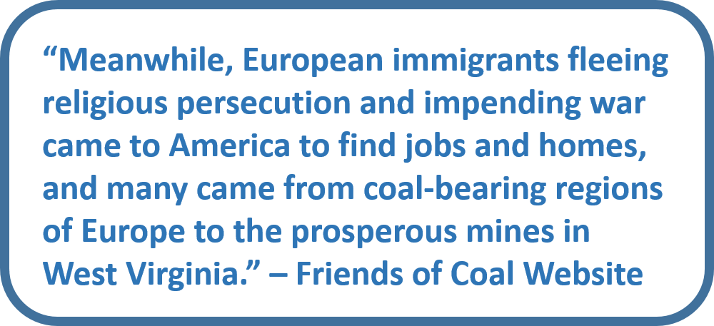 Source:  Friends of Coal